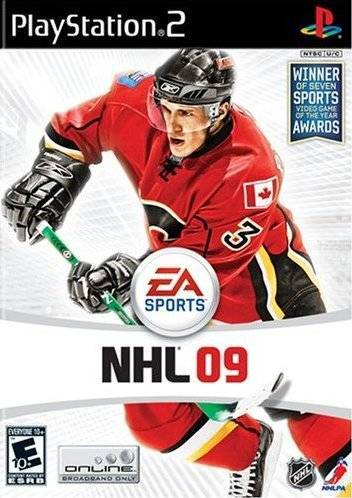 NHL 09 - PlayStation 2