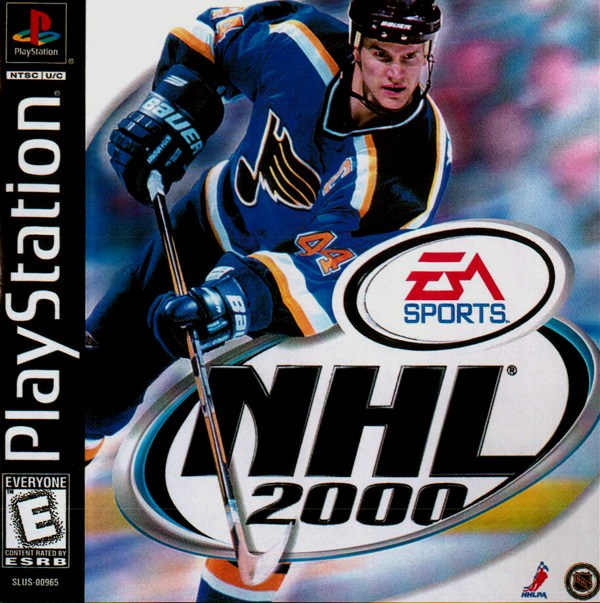 NHL 2000 - PlayStation 1