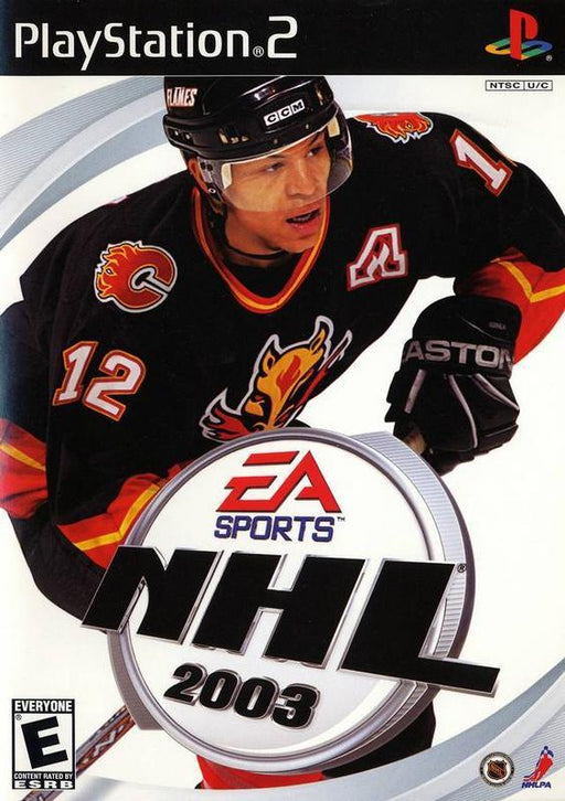 NHL 2003 - PlayStation 2