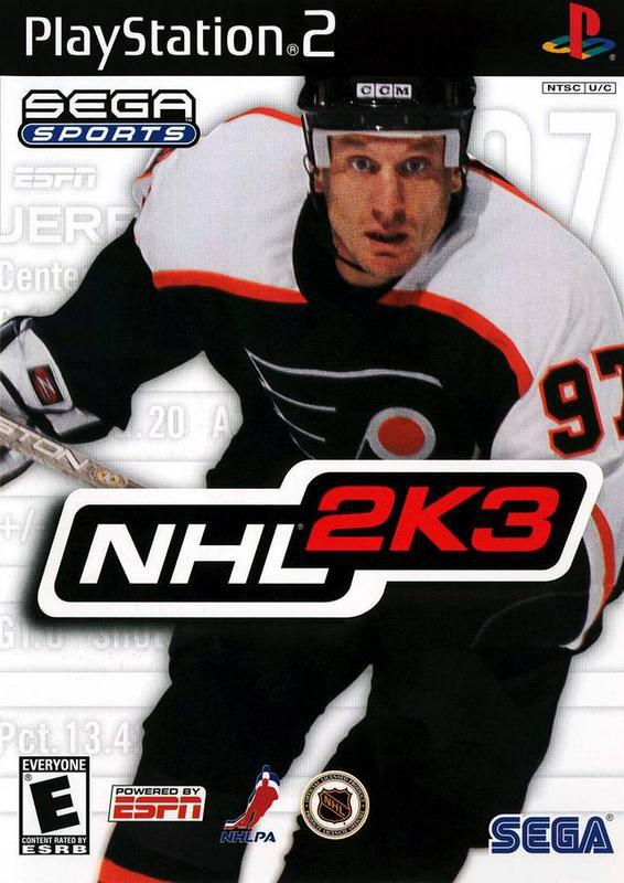 NHL 2K3 - PlayStation 2