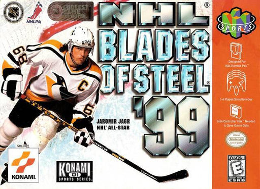 NHL Blades of Steel 99 - Nintendo 64