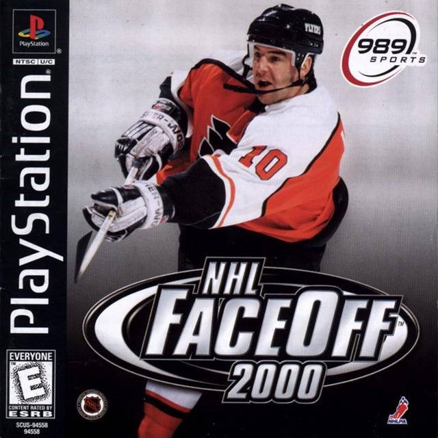 NHL FaceOff 2000 - PlayStation 1
