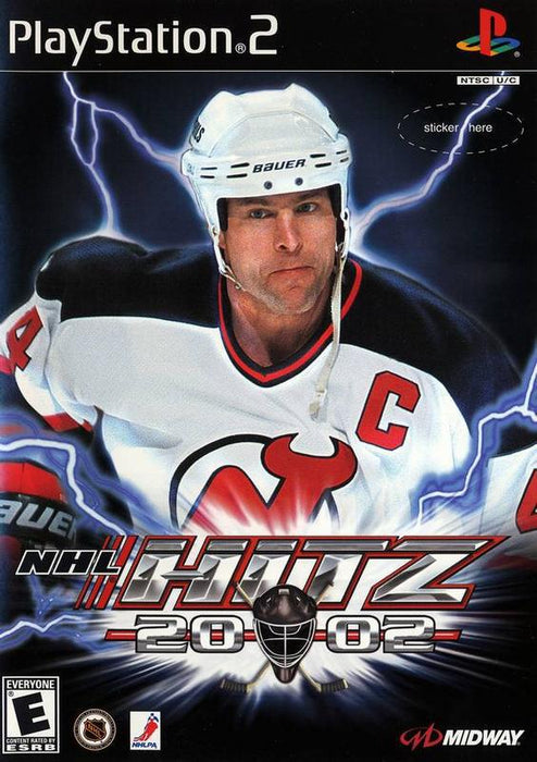 NHL Hitz 20-02 - PlayStation 2