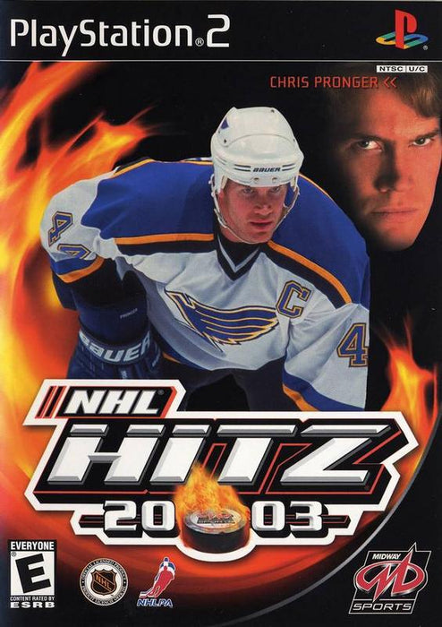 NHL Hitz 20-03 - PlayStation 2