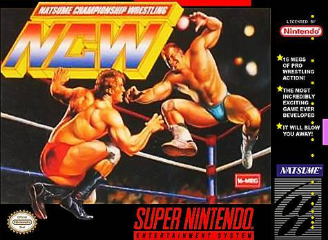 Natsume Championship Wrestling - Super Nintendo Entertainment System