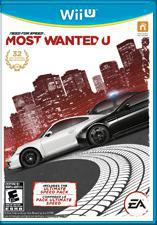 Need for Speed Most Wanted U - Wii U