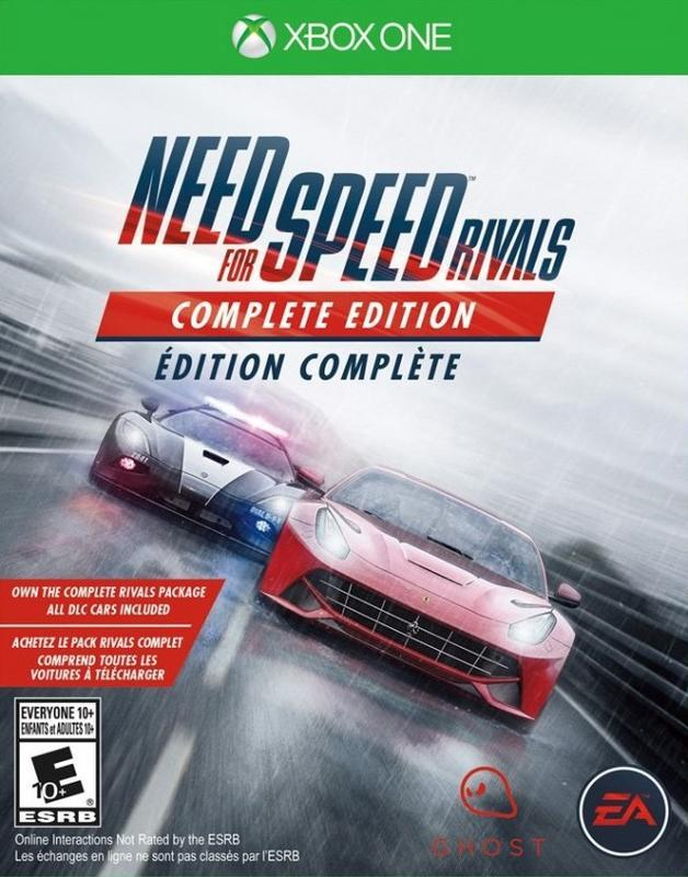 Need for Speed Rivals - Complete Edition - Xbox One
