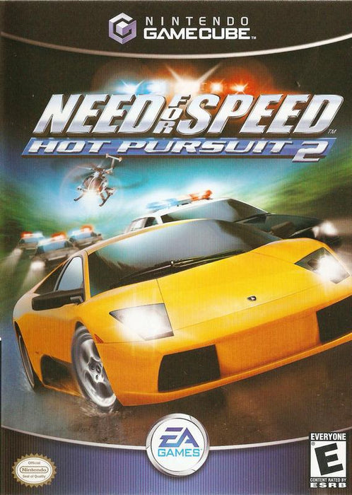 Need for Speed Hot Pursuit 2 - Gamecube