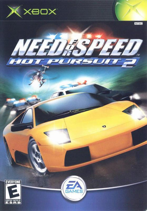 Need for Speed Hot Pursuit 2 - Xbox