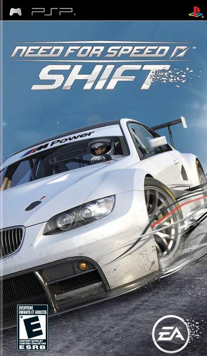 Need for Speed Shift - PlayStation Portable