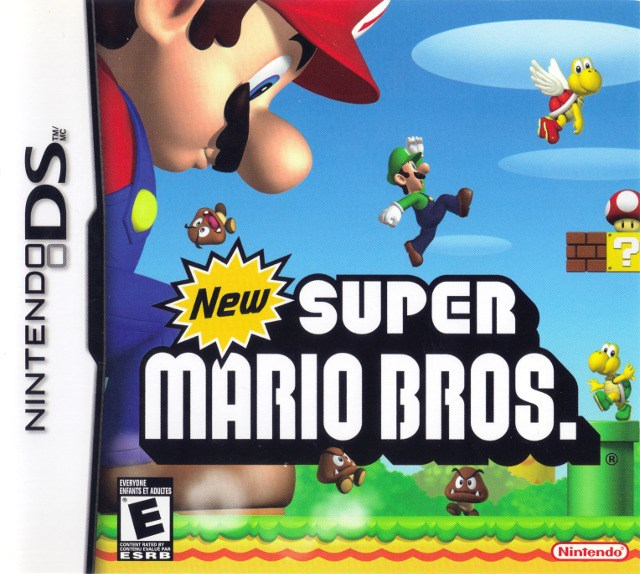 New Super Mario Bros. - Nintendo DS