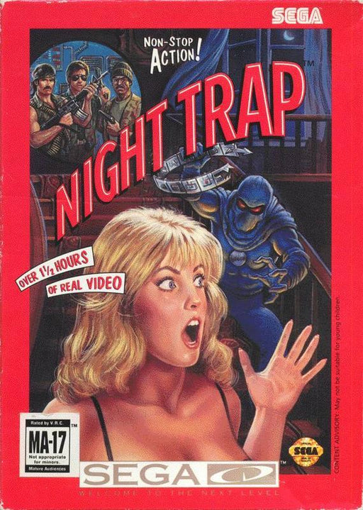 Night Trap - Sega CD