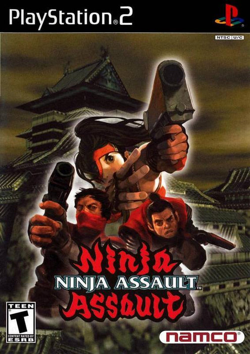 Ninja Assault - PlayStation 2