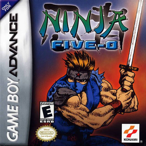 Ninja Five-O - Game Boy Advance