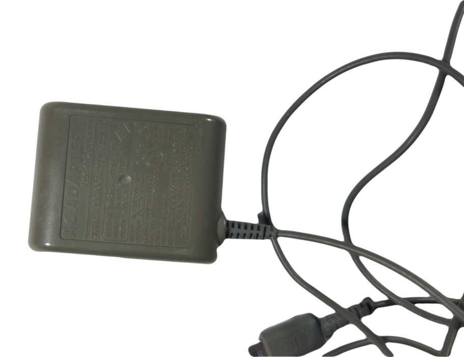 Nintendo DS Lite AC Adapter Charger