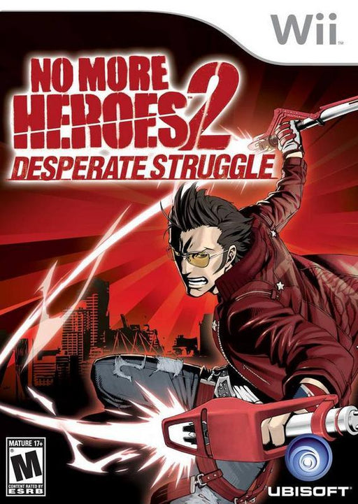 No More Heroes 2 Desperate Struggle - Wii