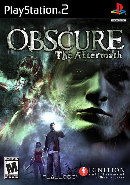 Obscure The Aftermath - PlayStation 2