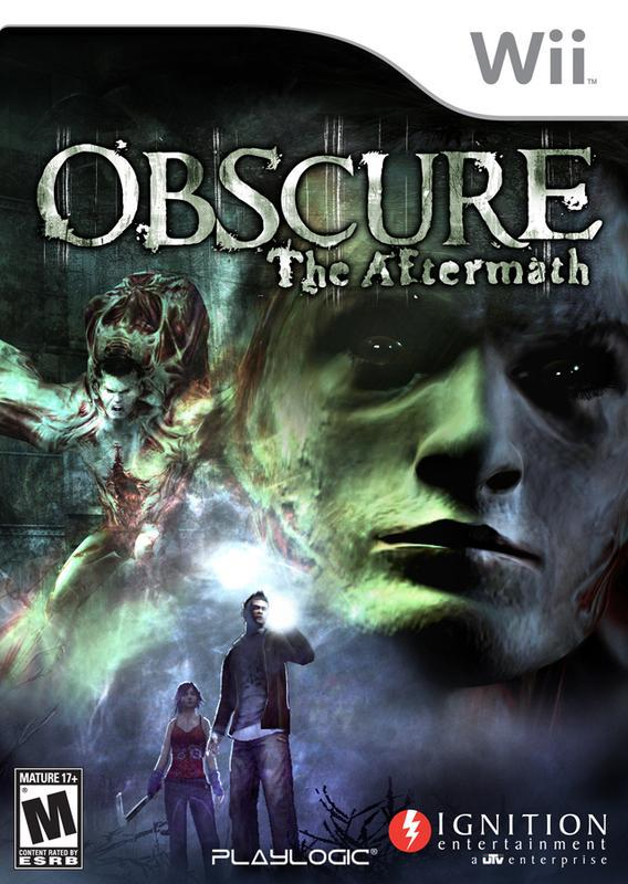 ObsCure The Aftermath - Wii