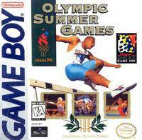 Olympic Summer Games Atlanta 1996 - Game Boy