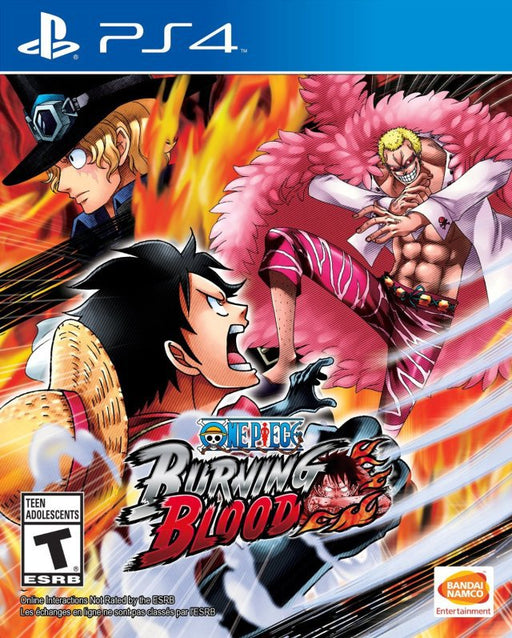 One Piece Burning Blood - PlayStation 4