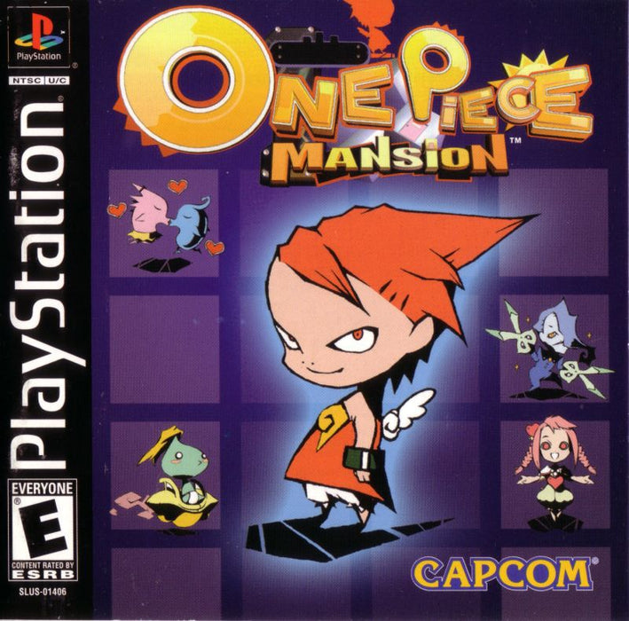 One Piece Mansion - PlayStation 1