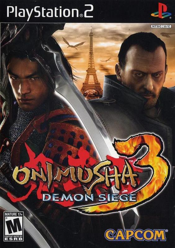 Onimusha 3 Demon Siege - PlayStation 2