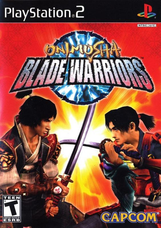 Onimusha Blade Warriors - PlayStation 2