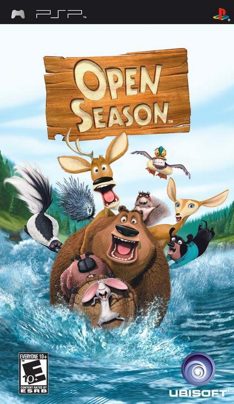 Open Season - PlayStation Portable