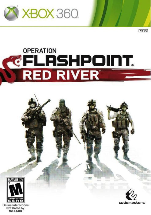 Operation Flashpoint Red River - Xbox 360