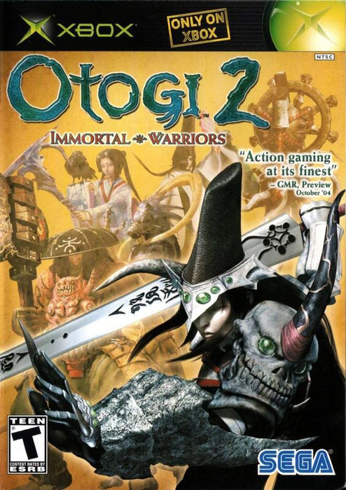 Otogi 2 Immortal Warriors - Xbox