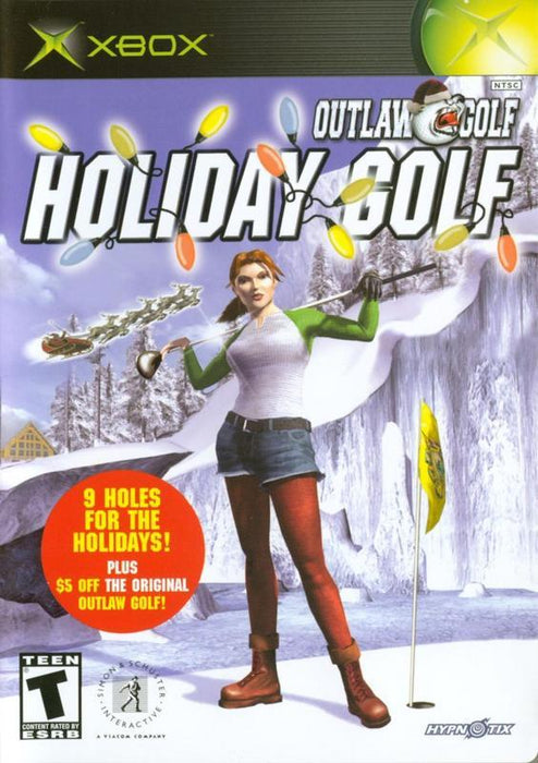 Outlaw Golf Holiday Golf - Xbox