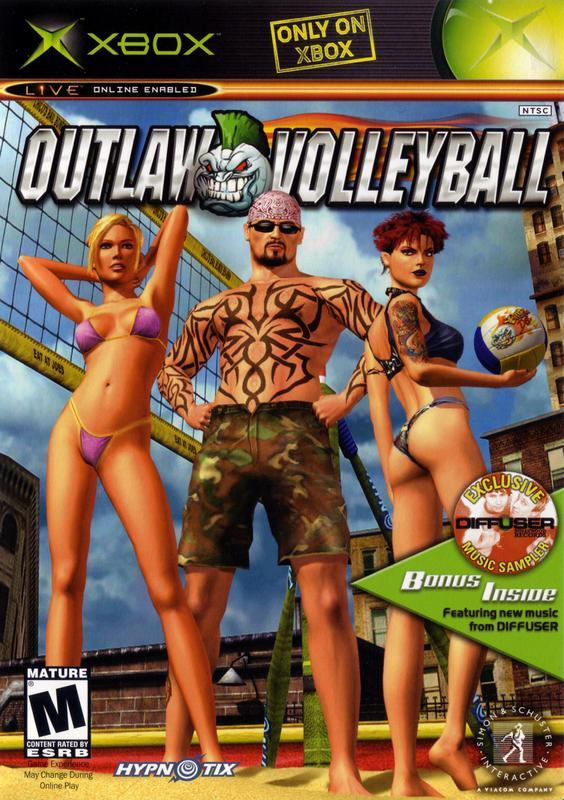 Outlaw Volleyball - Xbox