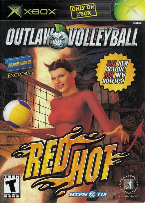Outlaw Volleyball Red Hot - Xbox