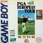 PGA European Tour - Game Boy