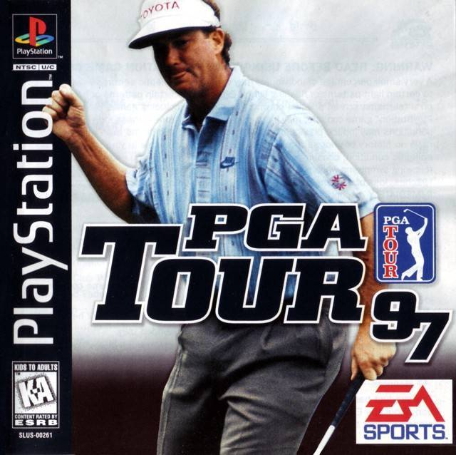 PGA Tour 97 - PlayStation 1