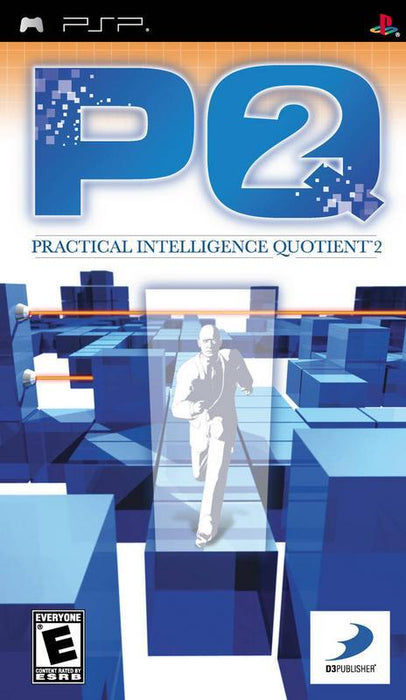 PQ2 Practical Intelligence Quotient 2 - PlayStation Portable