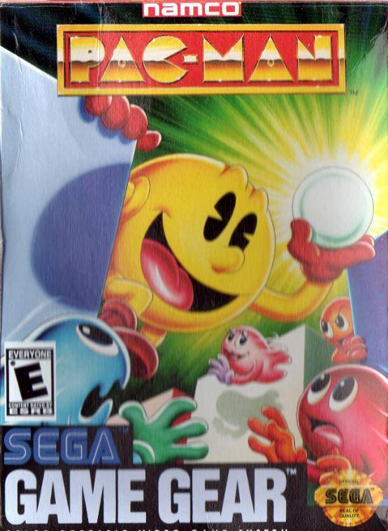 Pac-Man - Sega Game Gear