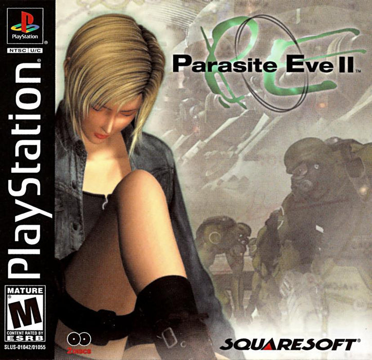 Parasite Eve II - PlayStation 1