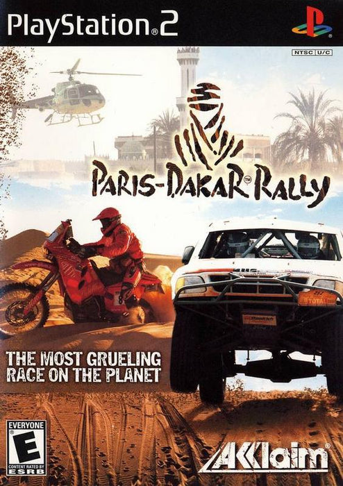 Paris-Dakar Rally - PlayStation 2