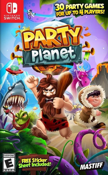 Party Planet - Nintendo Switch