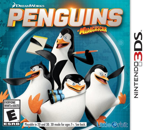 Penguins of Madagascar - Nintendo 3DS