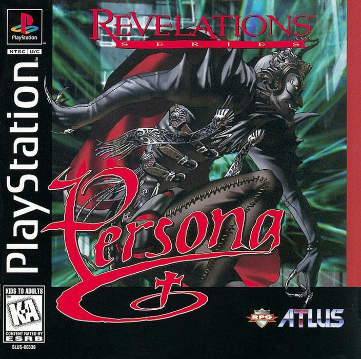 Persona - PlayStation 1