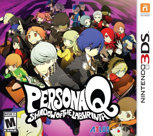 Persona Q Shadow of the Labyrinth - Nintendo 3DS