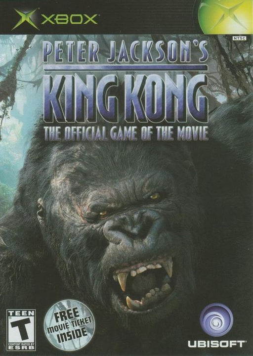 Peter Jacksons King Kong - Xbox