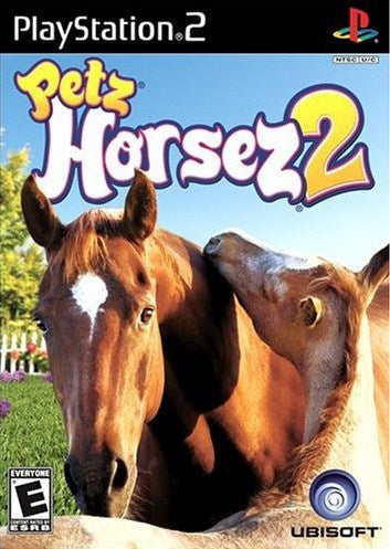 Petz Horsez 2 - PlayStation 2