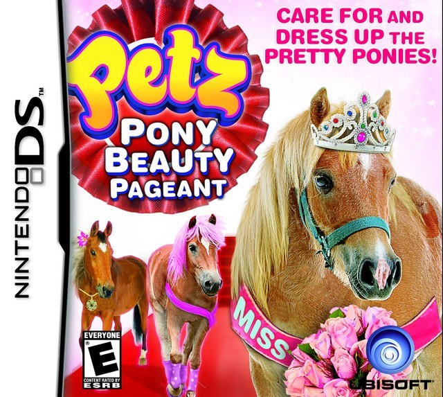 Petz Pony Beauty Pageant - Nintendo DS