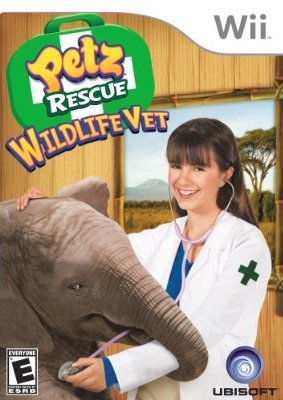 Petz Rescue Wildlife Vet - Wii