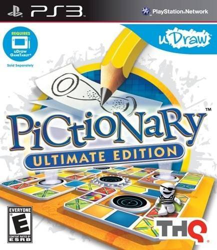 Pictionary Ultimate Edition - PlayStation 3