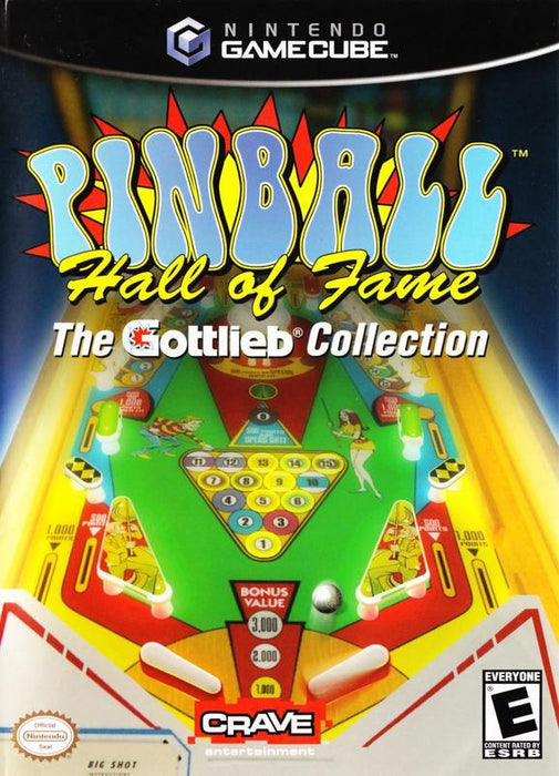 Pinball Hall of Fame The Gottlieb Collection - Gamecube