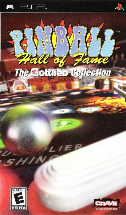 Pinball Hall of Fame The Gottlieb Collection - PlayStation Portable